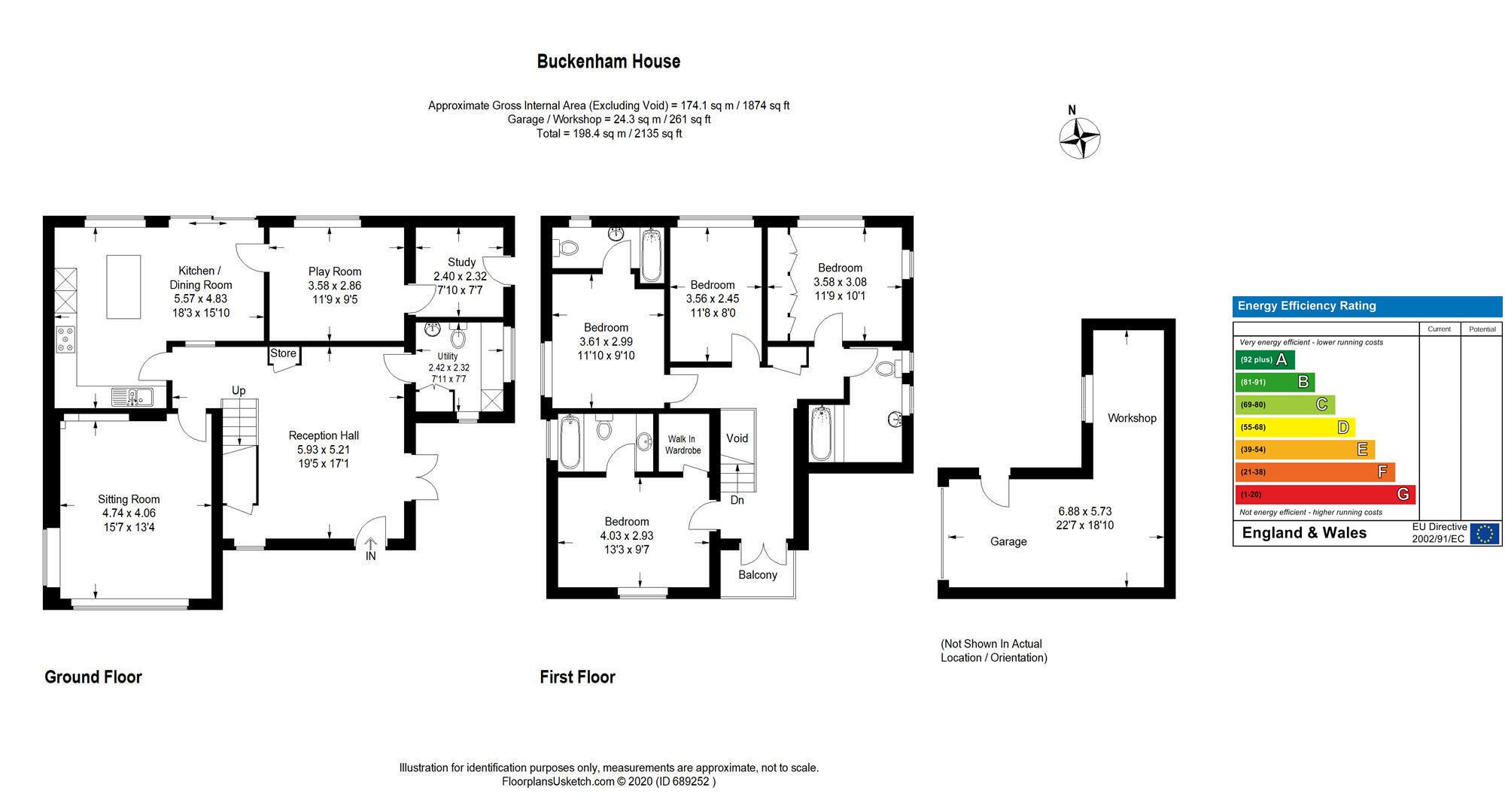 Buckenham House brochure