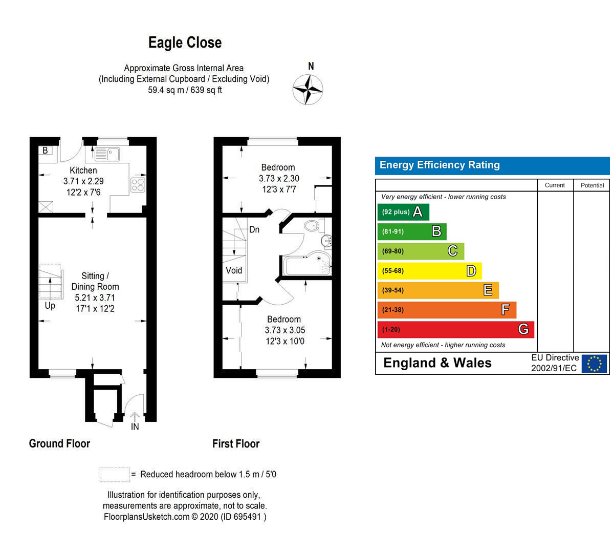 23 Eagle Close brochure