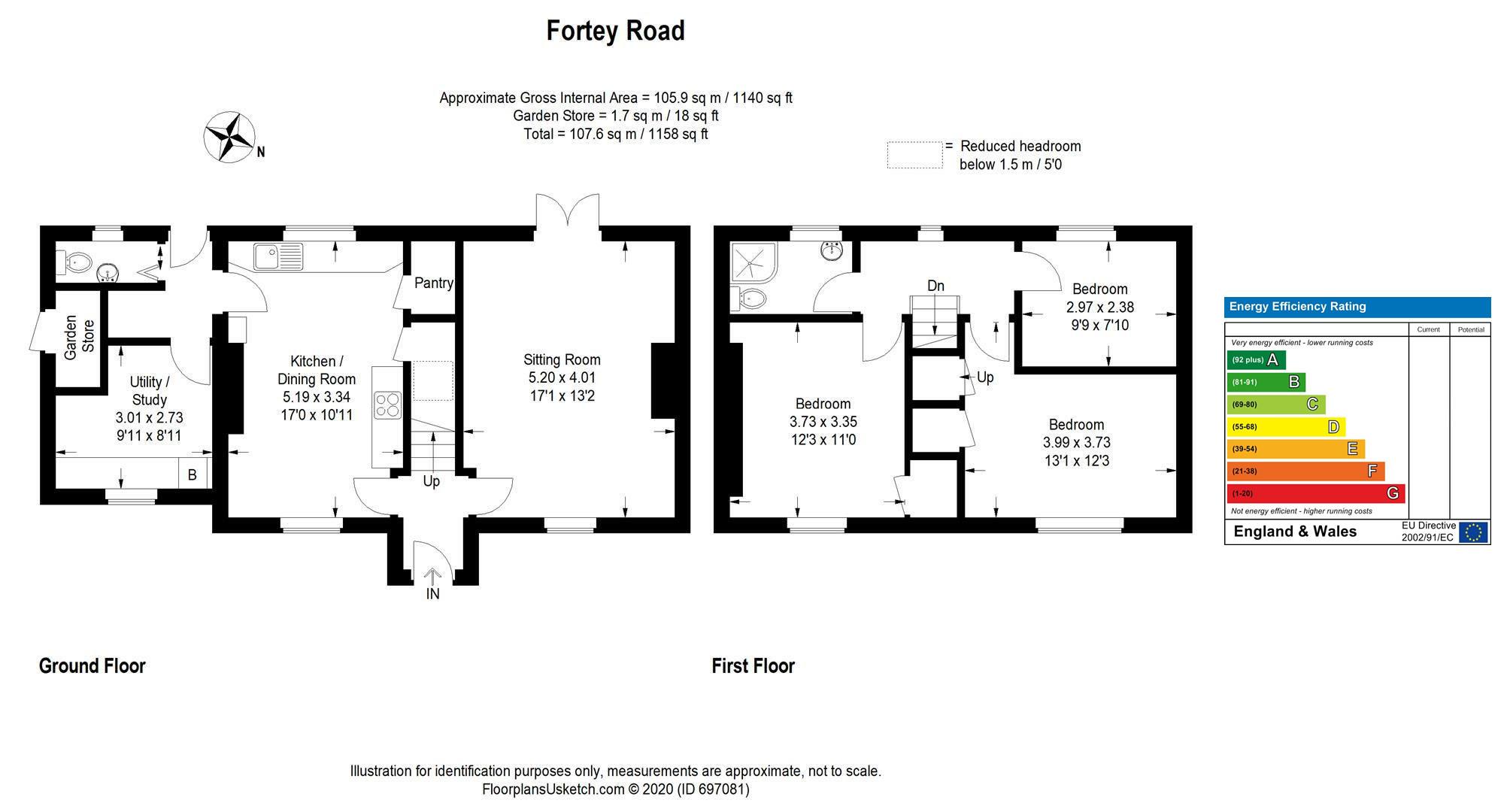 details of 5 fortey