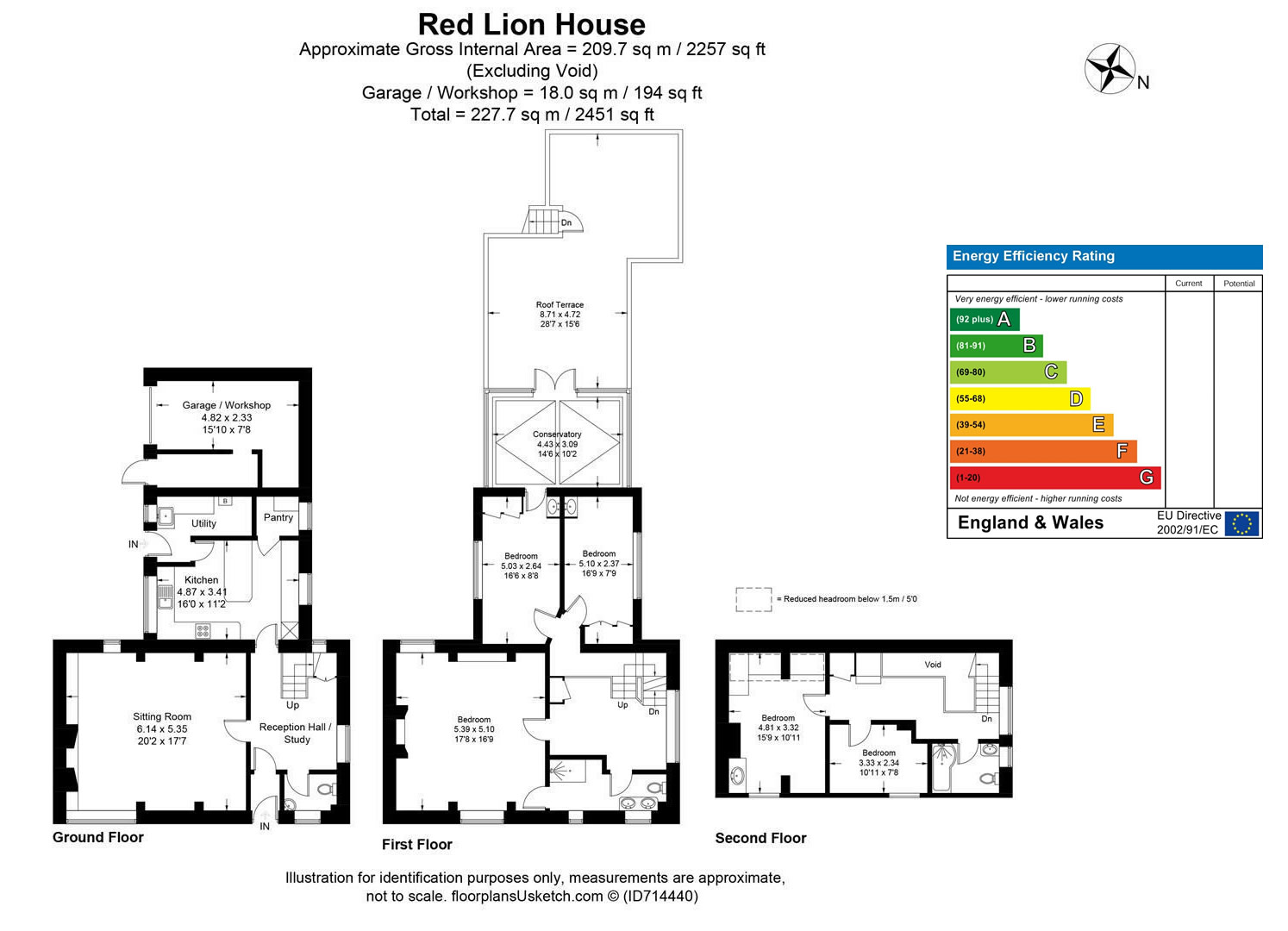 Red Lion House - final brochure