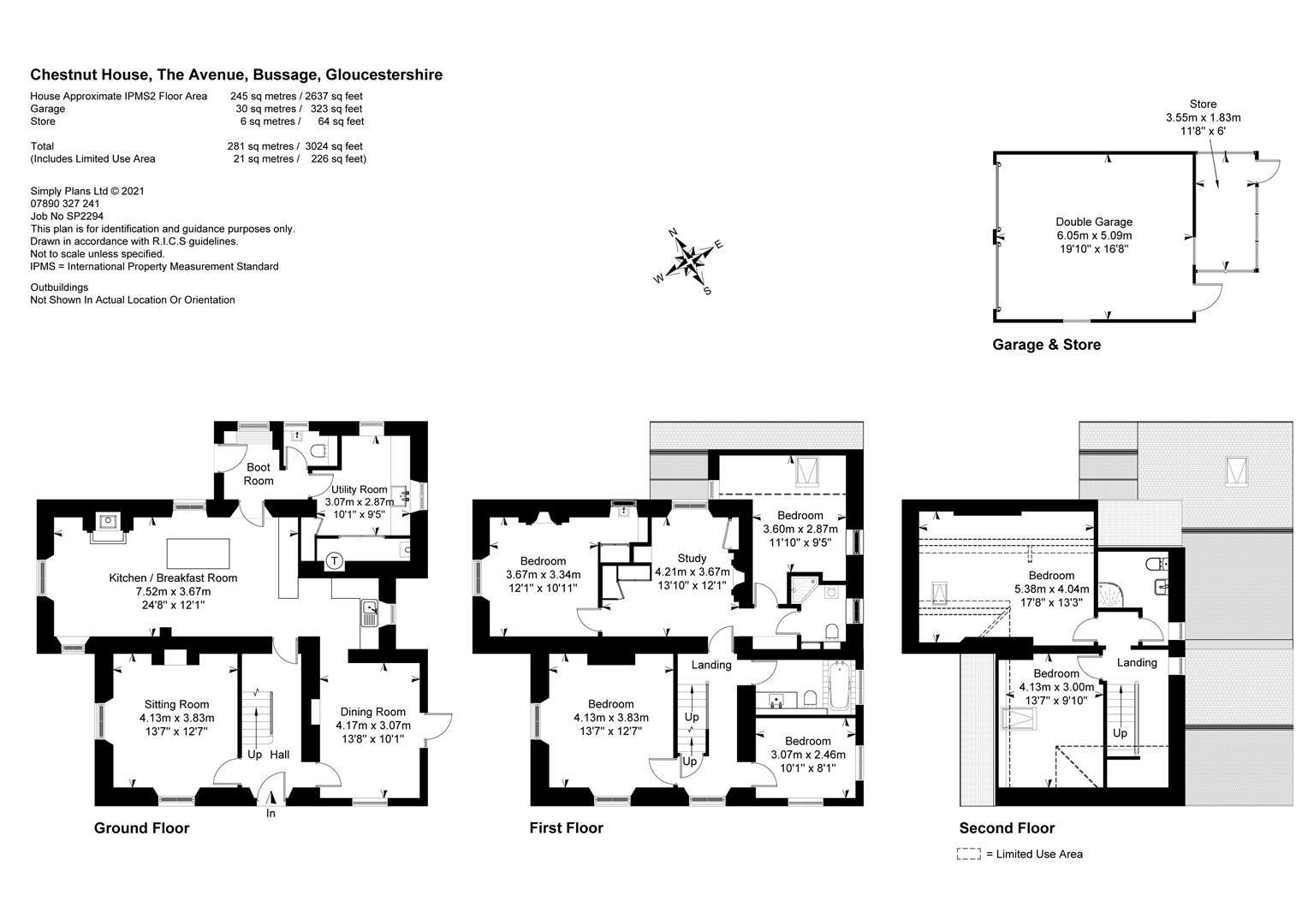 Brochure -Chestnut House