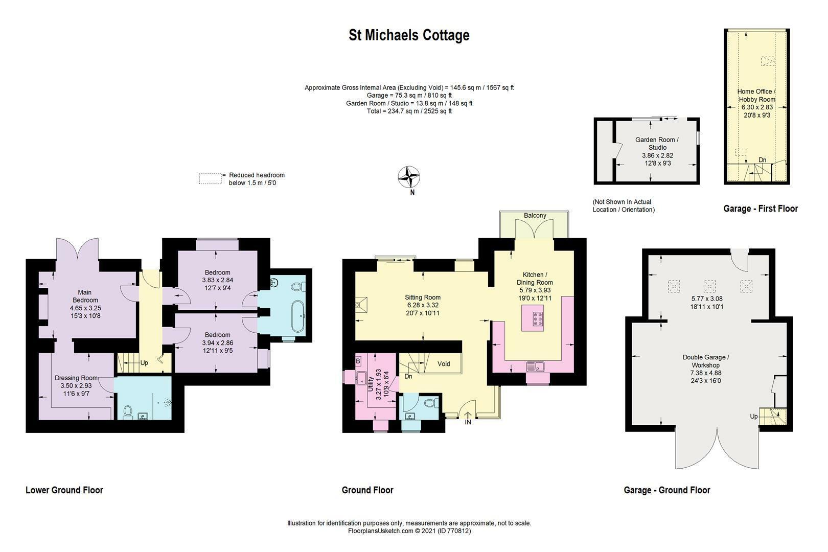 Brochure - St Michaels Cottage