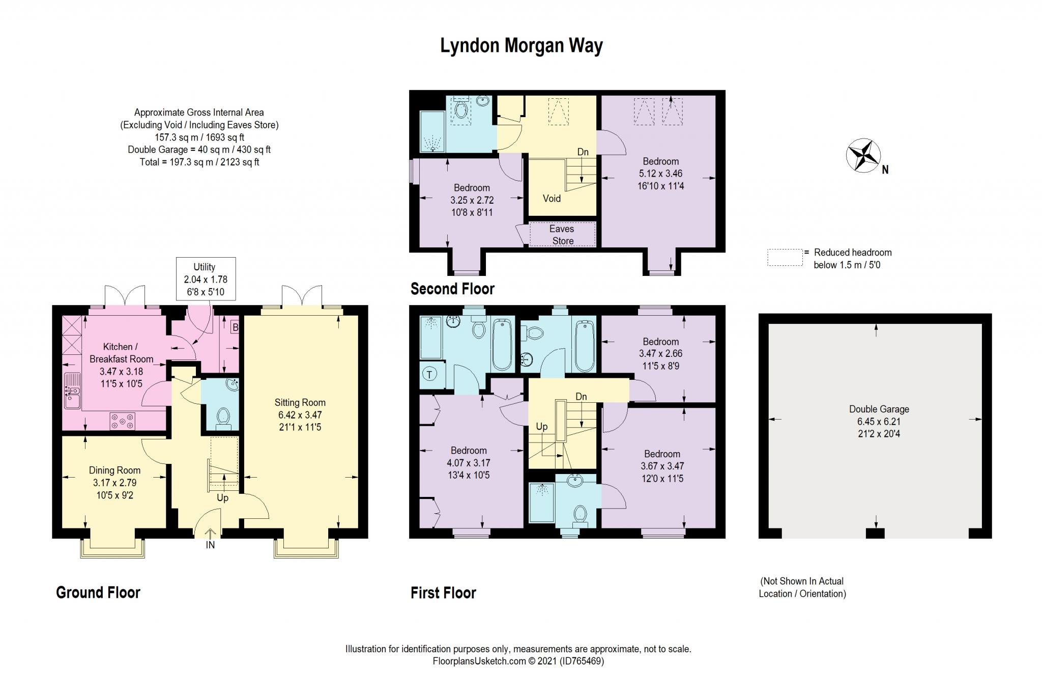 Lyndon Morgan Way floor plan