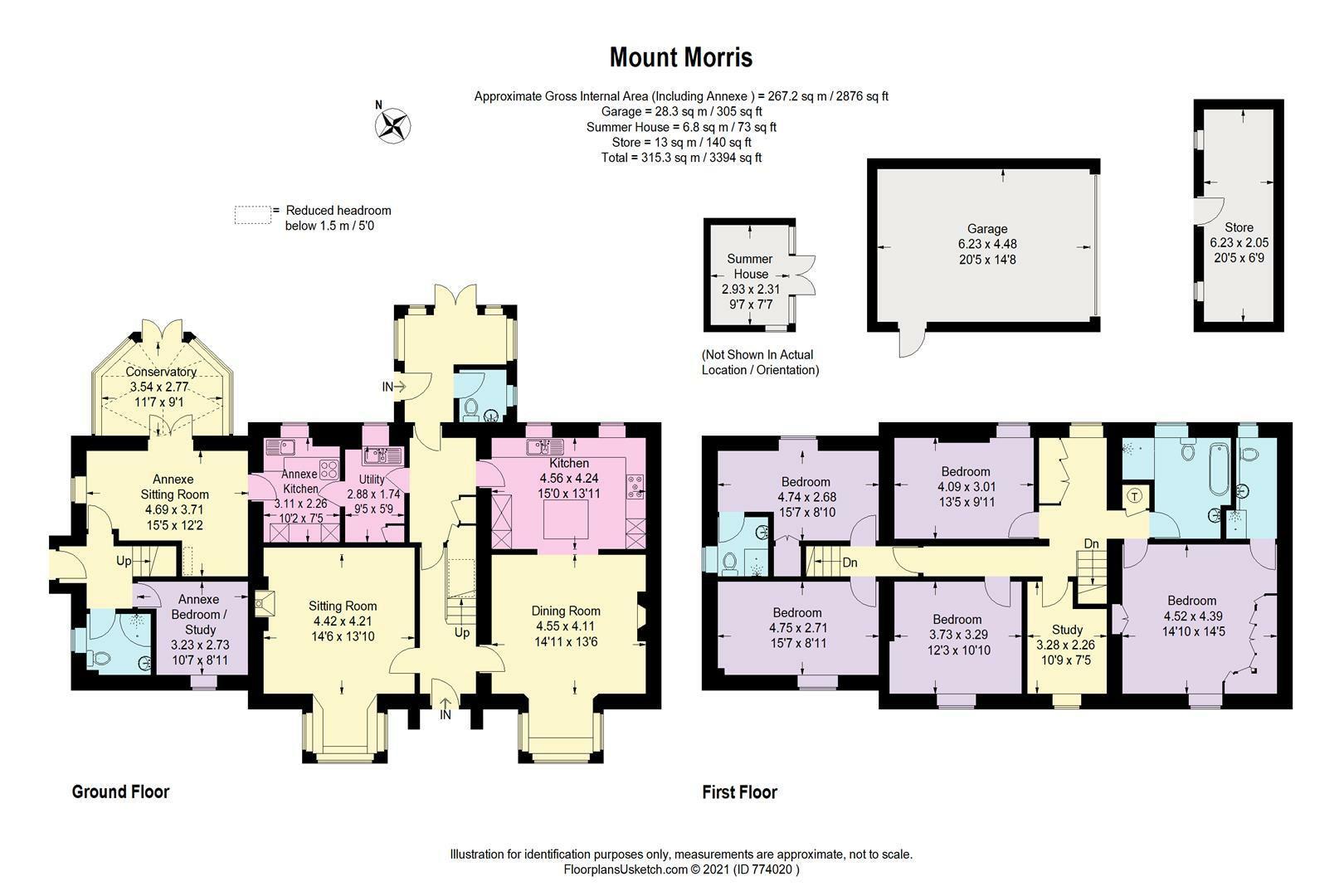 Mount Morris - brochure