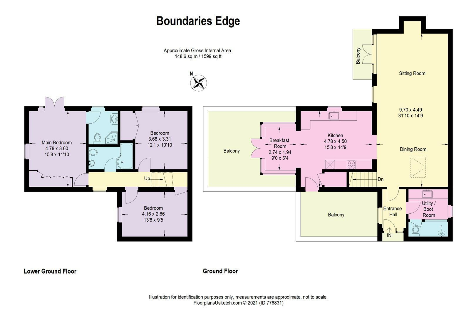 Boundaries Edge brochure