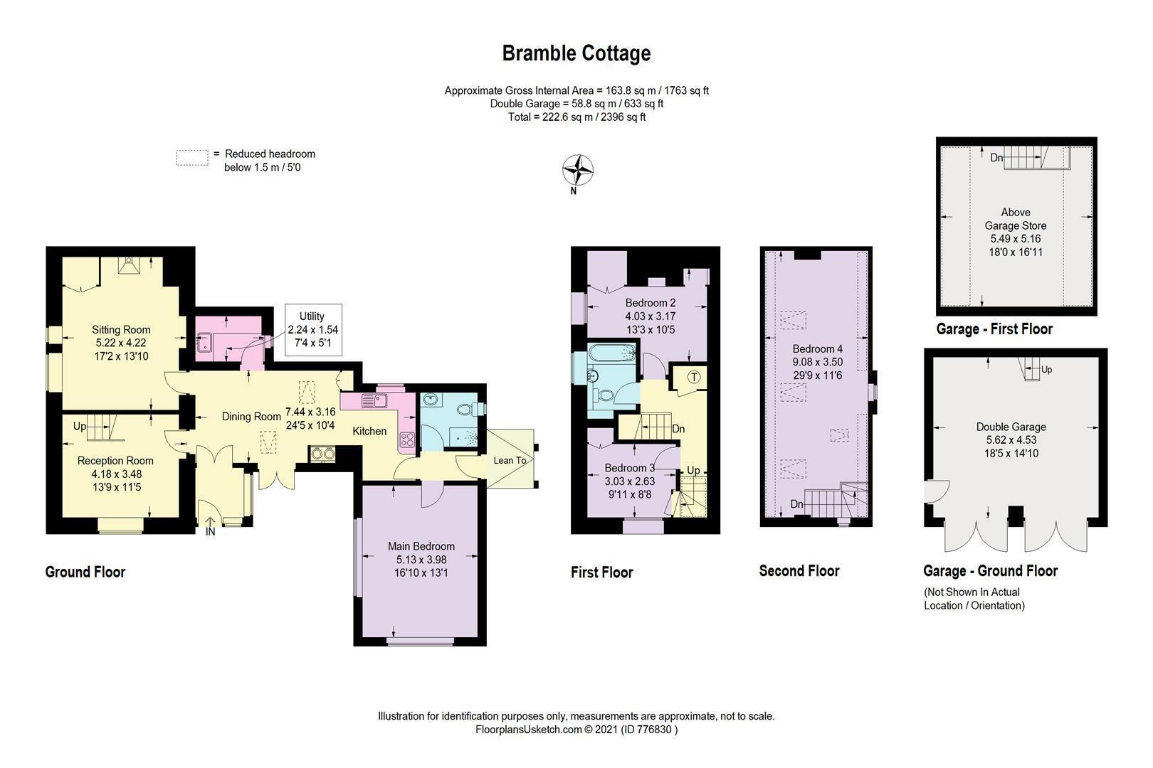 Bramble Cottage - 2nd draft