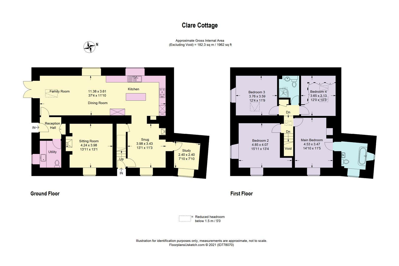 Brochure - Clare Cottage