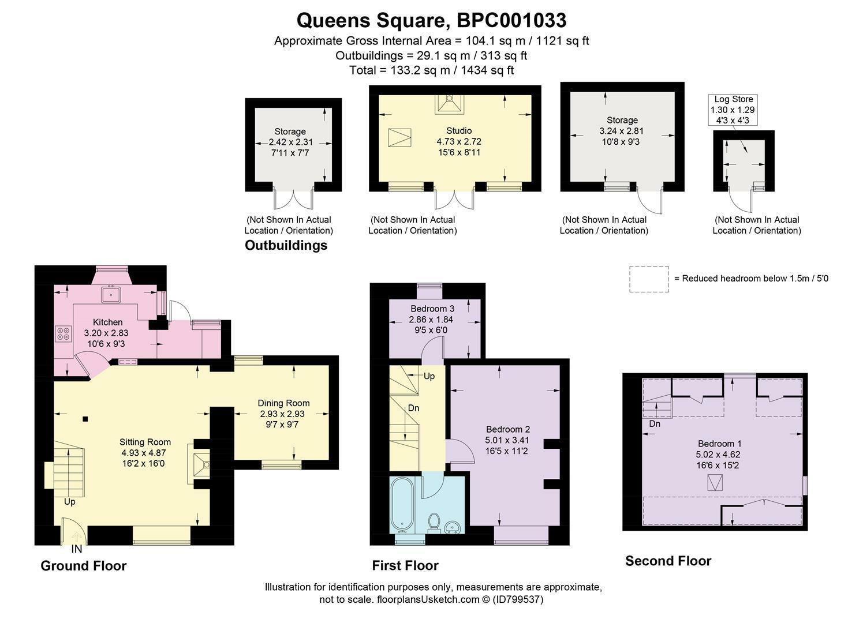 4 Queens Square